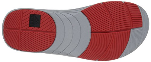 Reef Modern, Flip-Flop Homme Rouge (Red)