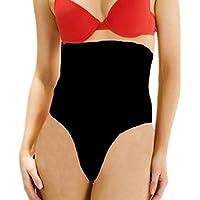 Bodyfit vita alta media Control perizoma. Nero o beige. Misure 8-10-12 14-16 18-20