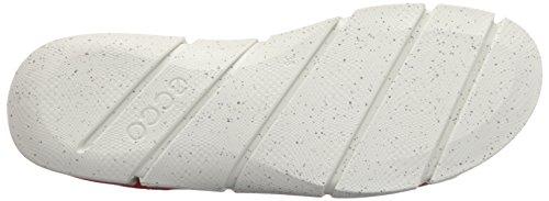 Ecco Intrinsic Karma Damen Sneakers Rot (CORALBLUSH/CORALB-MOONR/CORALB 59793)