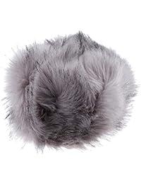 F Fityle Sombrero de Cossak Gorro de Esquí de Piel Sintética Estilo Ruso  Calentador de Oído para Invierno Regalo de… 20333df9f2e
