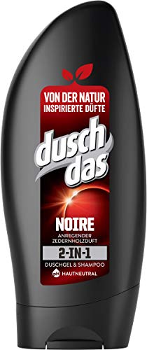Duschdas For Men Duschgel Noire, 6er Pack ( 6x250 ml)
