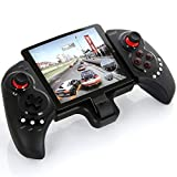 Microware IPEGA PG-9023 Wireless Joystick Gamepad Controller 6 Inch Telescopic Holder for Samsung