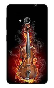 Blink Ideas Back Cover for Nokia Lumia 540