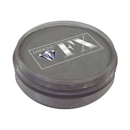 (Unbekannt Diamond FX metallic Gesichtslack - Silber (45 gm))