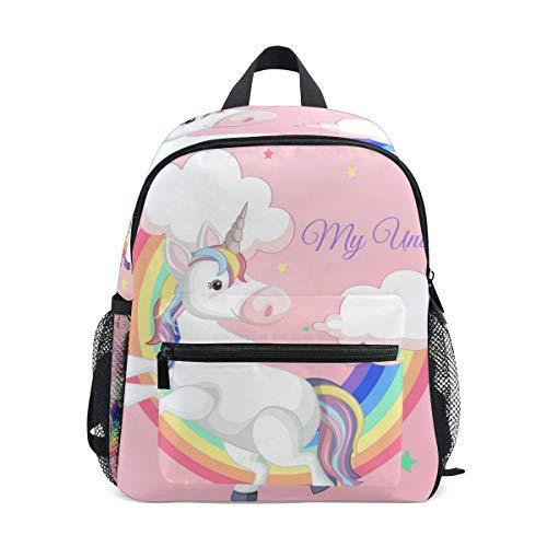 icorn Pink Kindergarten Kindergartentasche für Kleinkinder Mädchen Jungen ()
