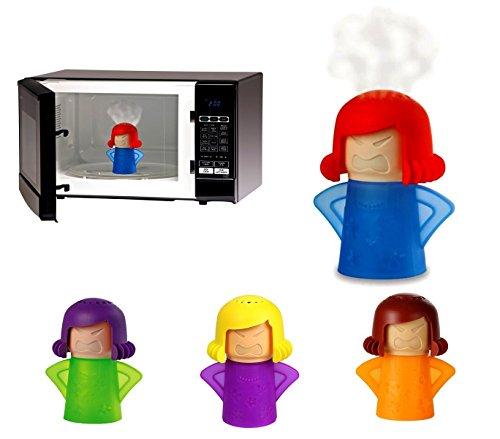 179108 Accesorio plástico limpieza microondas CLEAN