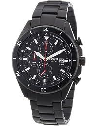 Boccia Herren-Armbanduhr XL Chronograph Quarz Titan 3762-03