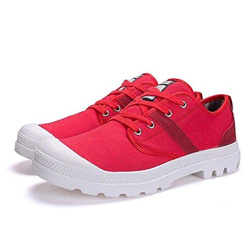 ZXCV Scarpe all'aperto Pattini esterni di pattini di pattini degli uomini delle scarpe degli uomini delle scarpe Rosso