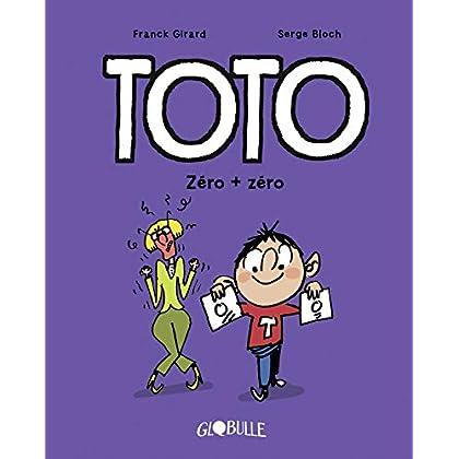 Toto BD, Tome 05: Zéro + zéro
