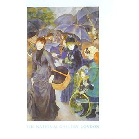 Ombrelli Stampa Artistica da Pierre-Auguste Renoir, 80x 60cm