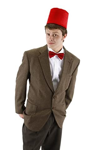 Costumes Doctor Who - Doctor Who Red Fez with