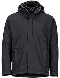Marmot Castleton Component Jacket Men Black 2017 Funktionsjacke