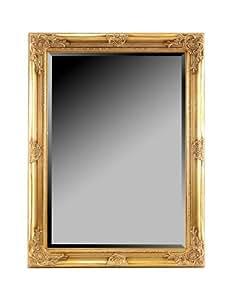Signes grimalt specchio da parete color oro resina 80x62 cm 69726sg casa e cucina - Specchi da parete amazon ...