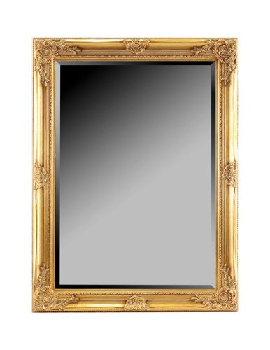 Espejo-Pared-Dorado-Resina-80×62-cm