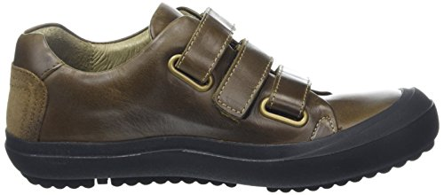FLY London Damen Maze248fly Sneaker Green (Olive/Sand)