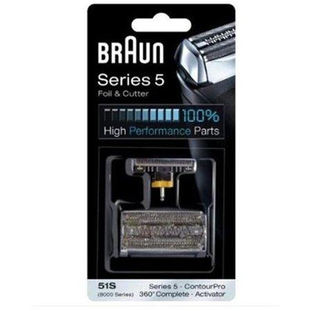 Preisvergleich Produktbild Braun Kombipack 51S (zu Series 5 / 590 CC)