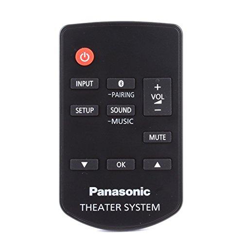 Fernbedienung für Panasonic SC-HTB485EGK - Mit Zwei 121AV AAA Batterien enthalten