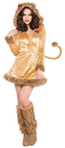 Löwin Kostüm Damen (Lion Damen Kostüme)