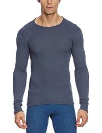 Odlo ST T-shirt chaud à manches longues et col rond pour homme