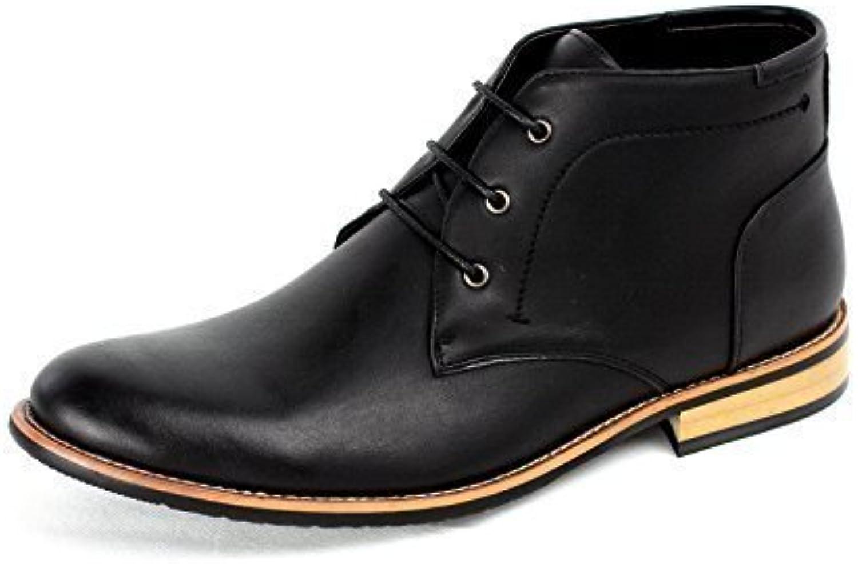 JAS Herren Stiefeletten Freizeit Smart Schuhe