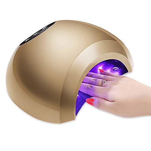 Maquina fototerapia Secador Uñas 48W Lámpara Uñas