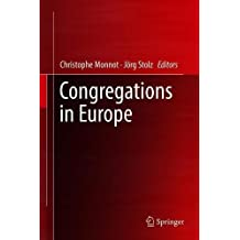 Congregations in Europe