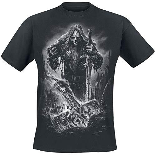 Toxic Angel Einherjar Camiseta Negro