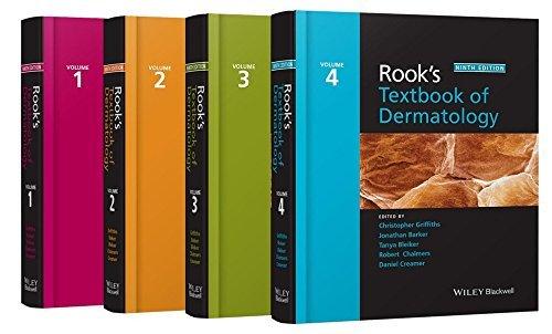 Rook's Textbook of Dermatology (2016-04-01)