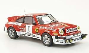 Porsche 911 SC, No.1, Geant Casino, Rally Criterium des Cevennes, 1979, Modellauto, Fertigmodell, SpecialC.-42 1:43