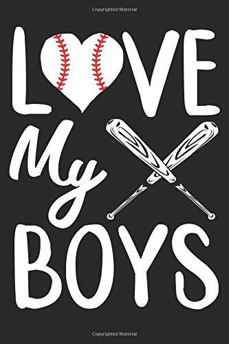 Zoom IMG-2 love my boys games weekly