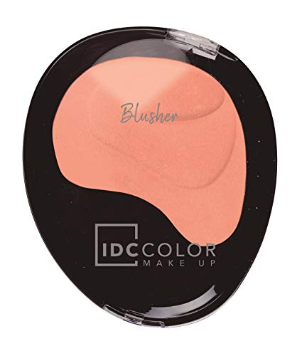 IDC COLOR, Colorete Marrón - 4 gr. 6 unidades caja