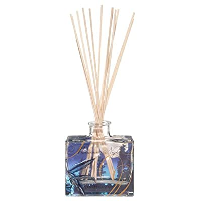 "Yankee Candle ""Fluffy Towels"" Signature Reed Diffuser, White"