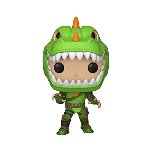 Funko- Pop Vinyl: Fortnite: Rex Figura Coleccionable, Multicolor (34957)