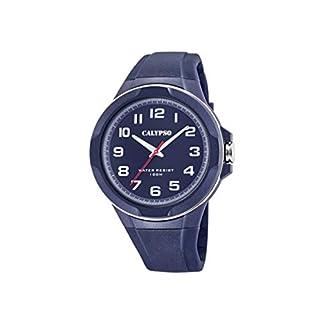 Calypso Reloj Analógico para Hombre de Cuarzo con Correa en Plástico K5781/3