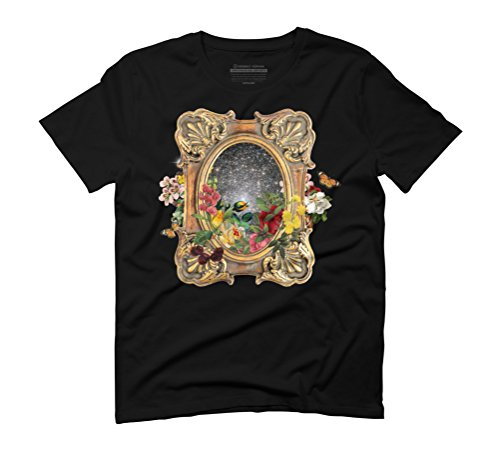 FRAME OF LIFE Men's Graphic T-Shirt - Design By Humans Black