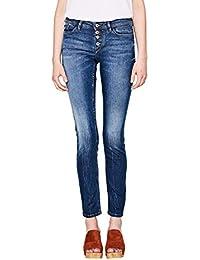edc by ESPRIT Damen Slim Jeans 997cc1b815