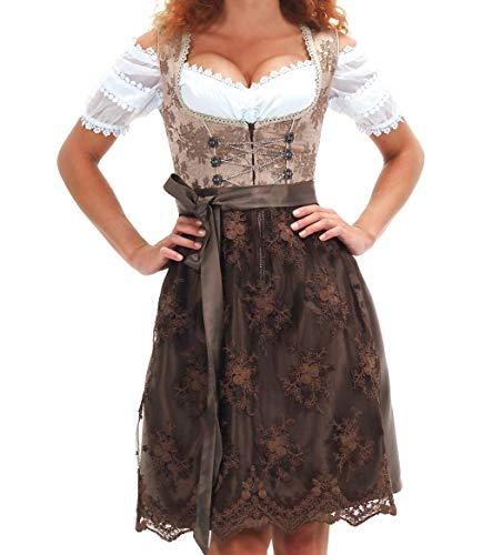 Alte Liebe 3tlg. Damen Dirndl MB377 /44