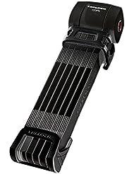Faltschloss Trelock mit Halter FS 460 L/100, schwarz