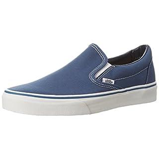 Vans Unisex-Erwachsene Classic Slip-On Low-Top, Blau (Navy NVY), 47 EU