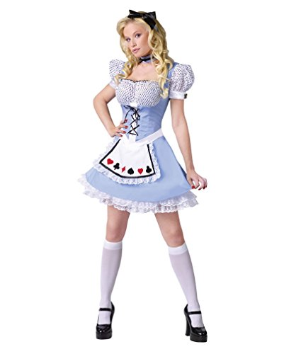 Alice Kostüm Medium (Hutmacher Bunny Kostüme)