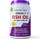 Best Pure Fish Oils - Healthyhey Nutrition Fish Oil - Omega 3 Mercury Review