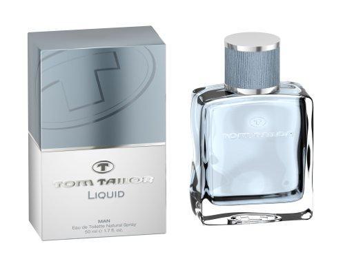 TOM TAILOR Liquid Man EdT N/S 50ml, 1er Pack (1 x 50 ml)