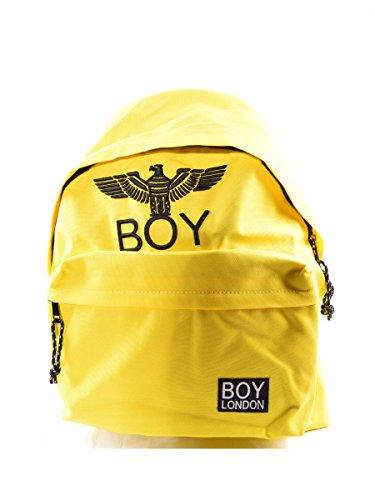 London Damen Gelb Boy Rucksackhandtasche Einheitsgröße qBw55xd