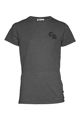 COST:BART Jungen Basic T-Shirt Armin, schwarz 999 Gr.XL (176)