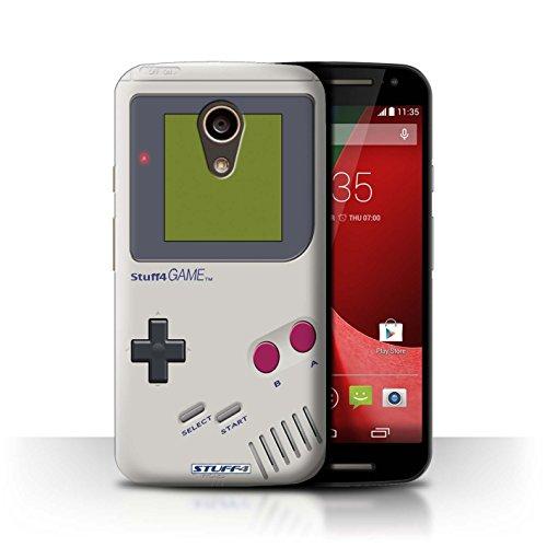 Stuff4 Hülle / Hülle für Motorola Moto G 4G 2015 / Nintendo Game Boy Muster / Spielkonsolen Kollektion (Motorola G Telefon-abdeckungen)