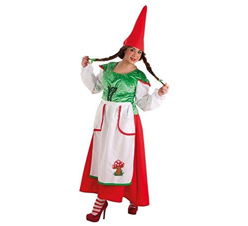 Zzcostumes LLOPIS GNOME Kostüm für Erwachsene