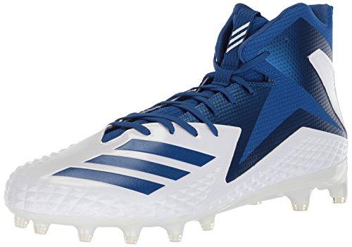 adidas Hombres Freak X Carbon Mid High Tops Schnuersenkel Baseball Schuhe Weiss Groesse 11 US /45 EU