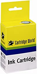 Cartridge World Compatible Replacement for Canon CLI-521 BK Black ink cartridge (2933B001)
