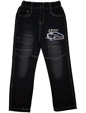 Bequeme Jungen Jeans mit rundum Gummizug, j74