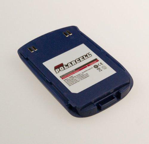 NFE² Edition Polarcell Lithium-Polymer Akku - 1200mAh - für Samsung SGH-Z130 blau